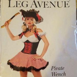Sexy Pirate Wench Costume